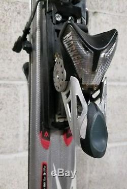 Volkl AC motion unlimited mens skis 1700mm withMarker Motion Bindings Retail $900