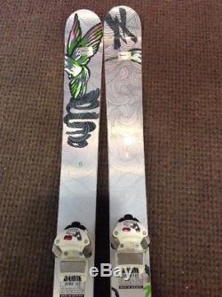 Volkl Aura 163cm with Marker Bindings Women's Ski
