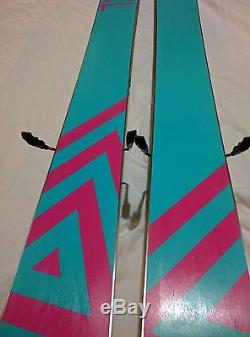Volkl Aura Skis Women's 170 cm with Marker Griffon Bindings