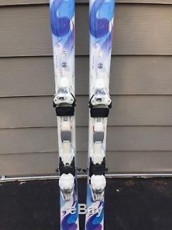 Volkl Aurena Womens 166 cm Skis with Marker 4Motion 10. Demo Bindings Retail 700