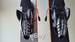 Volkl Bridge All Mountain Skis with Marker Griffon Binding 187 cm