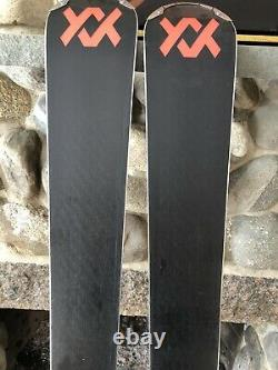 Volkl Deacon (2019) 74 Skis 173 cm with Marker Integrated Adjustable Bindings