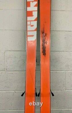 Volkl Dogen 178cm Twin-Tip Freestyle Skis withMarker Comp 1400 Adjustable Bindings