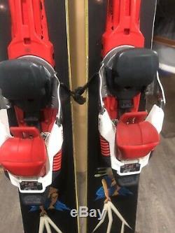 Volkl Explosive Skis 165 cm Marker Logic CP2 Ski Bindings