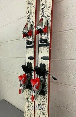 Volkl Gotama 176cm 133-105-124 Twin-Tip Skis withMarker Comp 14.0 Bindings LOOK