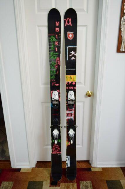 Volkl Gotama Ski Size 183 Cm With Marker Bindings