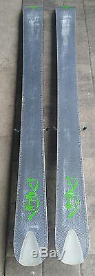 Volkl Katana 183 Skis Marker Jester Bindings Very Good Condition