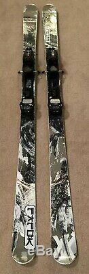 Volkl Kendo Skis 177cm Optional Marker Bindings