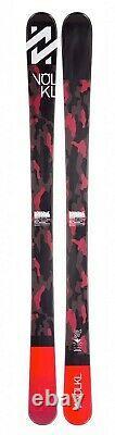 Volkl Ledge Jr Skis with Marker Bindings