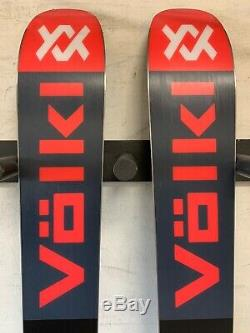 Volkl M5 Mantra 96 with Marker Griffon 13 Demo Binding, 184cm
