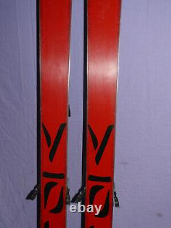 Volkl MANTRA 177cm All-Mountain Camber SKIS with Marker M11.0 Demo Bindings SNOW