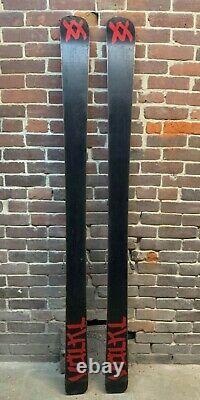 Volkl Mantra 183cm with Marker Griffon bindings din 13