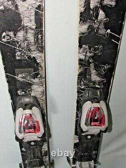 Volkl Mantra Jr Full Rocker kid's skis 118cm with Marker 7.0 youth ski bindings