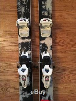 Volkl Mantra Skis 2009 170 cm With Marker Griffon Bindings
