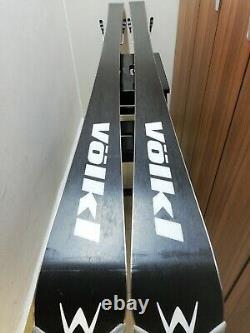 Volkl P60 GC Racing 178 cm Ski + Marker 12 Bindings Winter Sports Downhill Fun