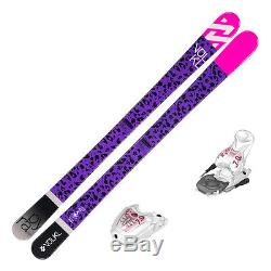 Volkl PYRA Junior Skis with Marker 4.5 Binding NEW 115458K