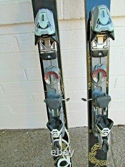 Volkl Queen Attiva 172 Skis With Marker Comp 1400 Binding On Rental Format
