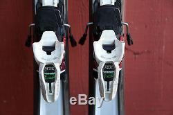 Volkl RTM 80 Rocker All Mountain Skis 161 cm. Marker iPT Wideride Demo Bindings