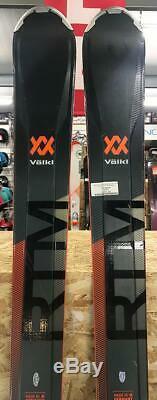 Volkl RTM 81 2019 Ex-Demo Skis 177cm + Marker IPT WR XL 12 TCX GW Bindings