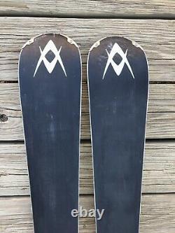 Volkl RTM 84 111/84/129 171 Titanium Marker Wideride Bindings Mens Skis Germany