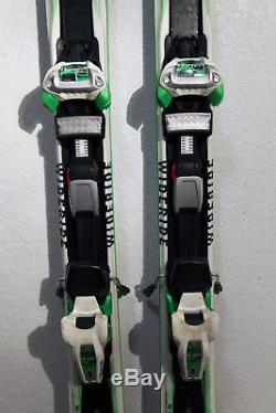 Volkl RTM 84 176 cm. Downhill Skis with Marker WideRide 12.0 Demo Bindings TUNED