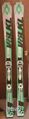 Volkl RTM 84 Skis (166CM) Pristine Condition with Marker Bindings