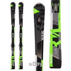 Volkl RTM 84 Skis withMarker 12.0 Bindings 177 cm NEW