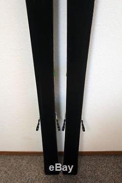 Volkl RTM 86 UVO 167 cm. Downhill Skis with Marker WideRide 12.0 Demo Bindings