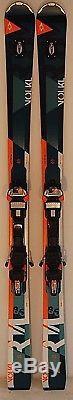 Volkl RTM 86 UVO Skis 172cm + Marker Ride Bindings 2017