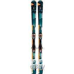 Volkl RTM 86 UVO Skis + Marker IPT WideRide 12.0 Bindings 2017