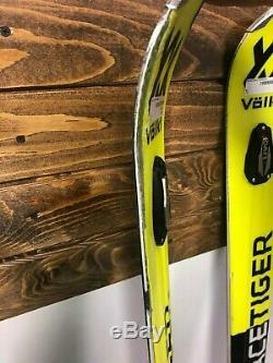 Volkl RaceTiger SC 170 cm Ski + BRAND NEW! Marker 10 Bindings