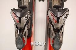 Volkl Racetiger GS 185 cm Ski + Marker M 8.2 Bindings
