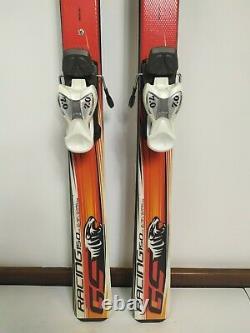 Volkl Racetiger GS R JR 150 cm Ski + Marker 7 Bindings Winter Sport Snow Fun