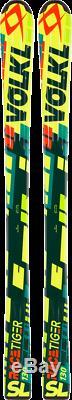 Volkl Racetiger SL JR Flat Ski 130cm with Marker 7.0 Binding Brand New 2017