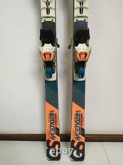 Völkl Racetiger Speedwall GS WC FIS 183 cm Ski + Marker 12 Bindings Winter Fun