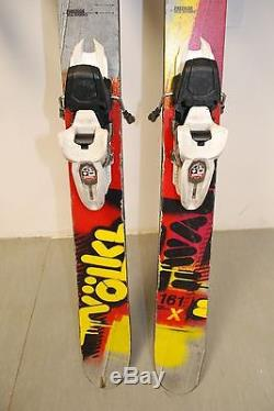 Volkl Reference 161 cm Ski + Marker 12 Bindings