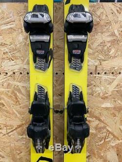 Volkl Revolt 87 2020 Ex-Demo Skis + Marker Griffon 13 D Bindings 185cm