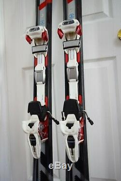 Volkl Rtm 80 Skis Size 176 CM With Marker Bindings