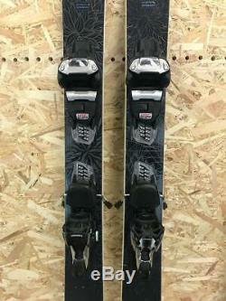 Volkl Secret 2019 Ex-Demo Womens Skis 170cm + Marker Griffon 13 Demo Bindings