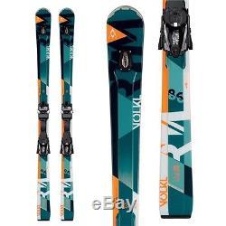 Volkl Skis RTM 86 UVO 177cm with Marker iPT WR XL 12.0 FR D Bindings 2017
