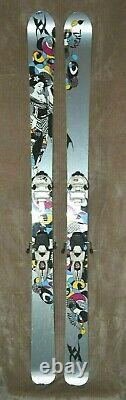 Volkl Skis with Marker Clifford Bindings 170 cm