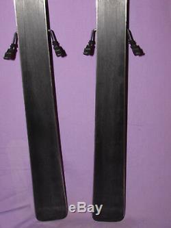 Volkl Supersport S-Motion skis 163cm with Marker Motion LT adjustable bindings