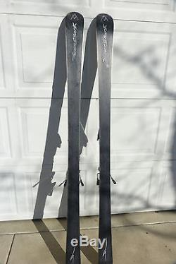Volkl TIGERSHARK 10 ft PowerSwitch Skis 175 cm with Marker iPT Motion Bindings