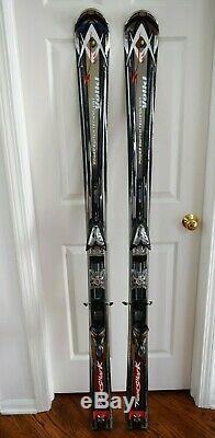 Volkl Tigershark Skis Size 175 CM With Marker Bindings