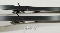 Volkl Unlimited AC30 163 Cm Skis with Marker iPT Bindings
