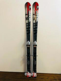 Volkl Unlimited AC30 Downhill Skis 170 cm Marker Motion iPT Bindings FRESH TUNE