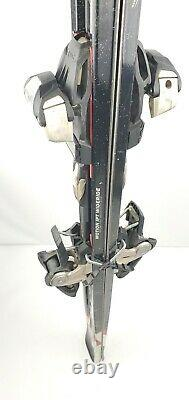 Volkl Unlimited AC30 Skis 163cm with Marker Motion iPT Bindings