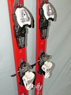 Volkl Unlimited AC JR kid's skis 150cm with Marker 7.0 DEMO adjustable bindings