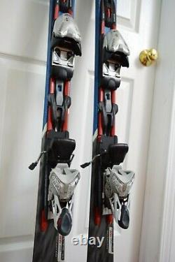 Volkl Unlimited S2 Skis Size 163 CM With Marker Bindings