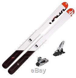 Volkl V-Werks Katana Skis with Marker Griffon 13 Binding NEW 115040 7524P1